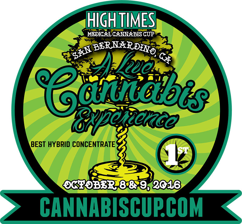 1st Place - Best Hybrid Concentrate