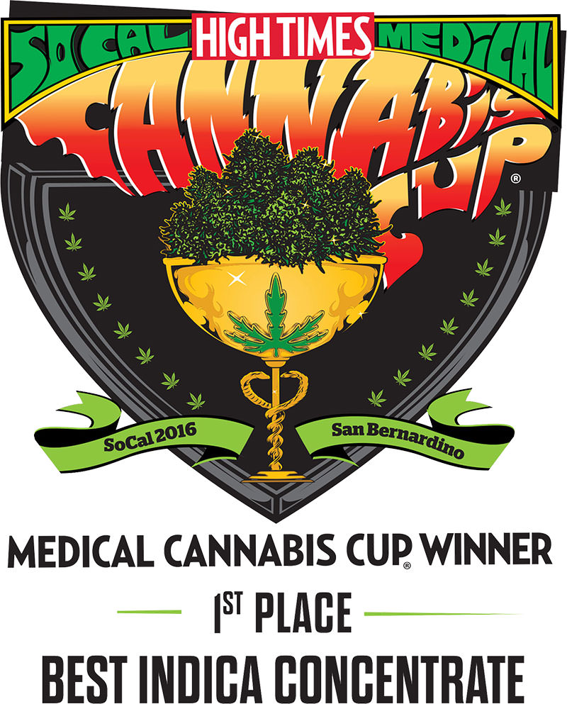 1st Place - Indica Concentrate