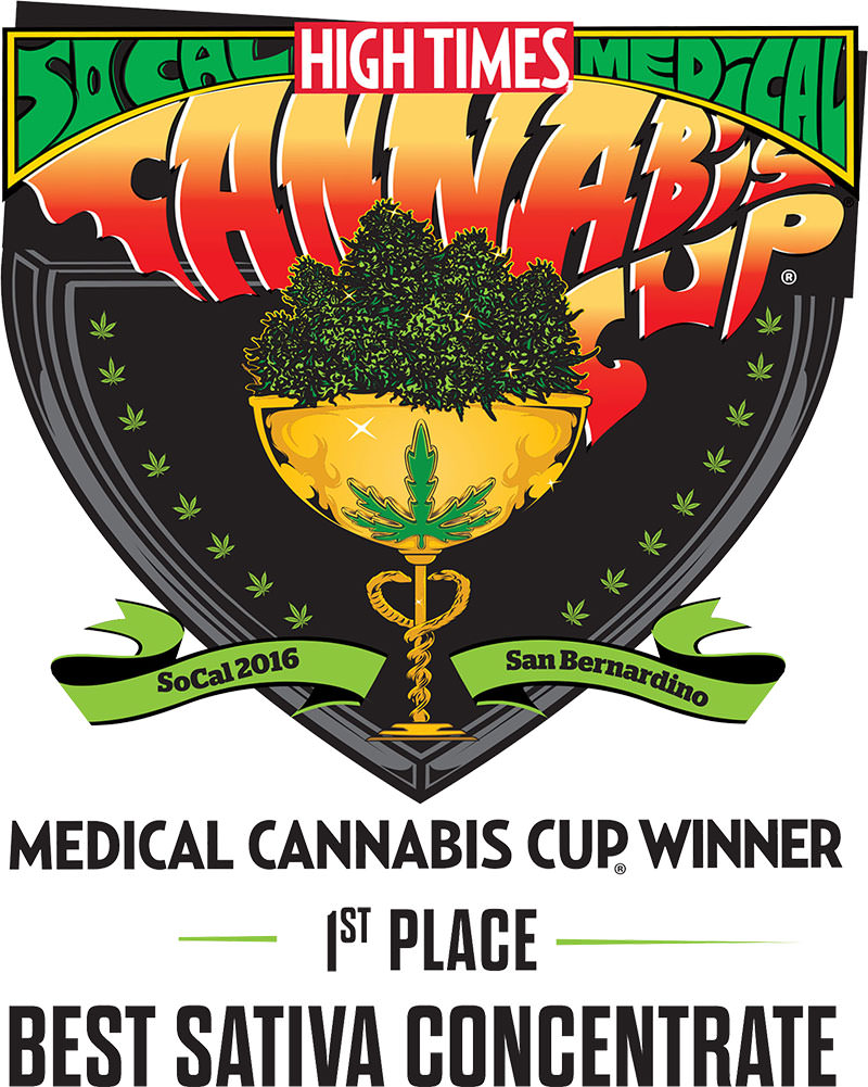 1st Place - Sativa Concentrate