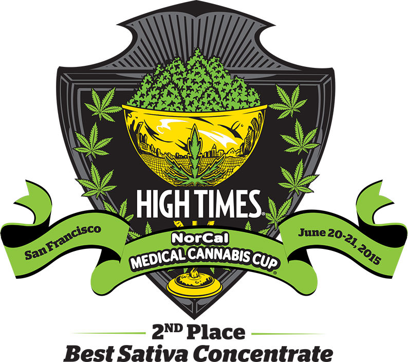 2nd Place - Sativa Concentrate