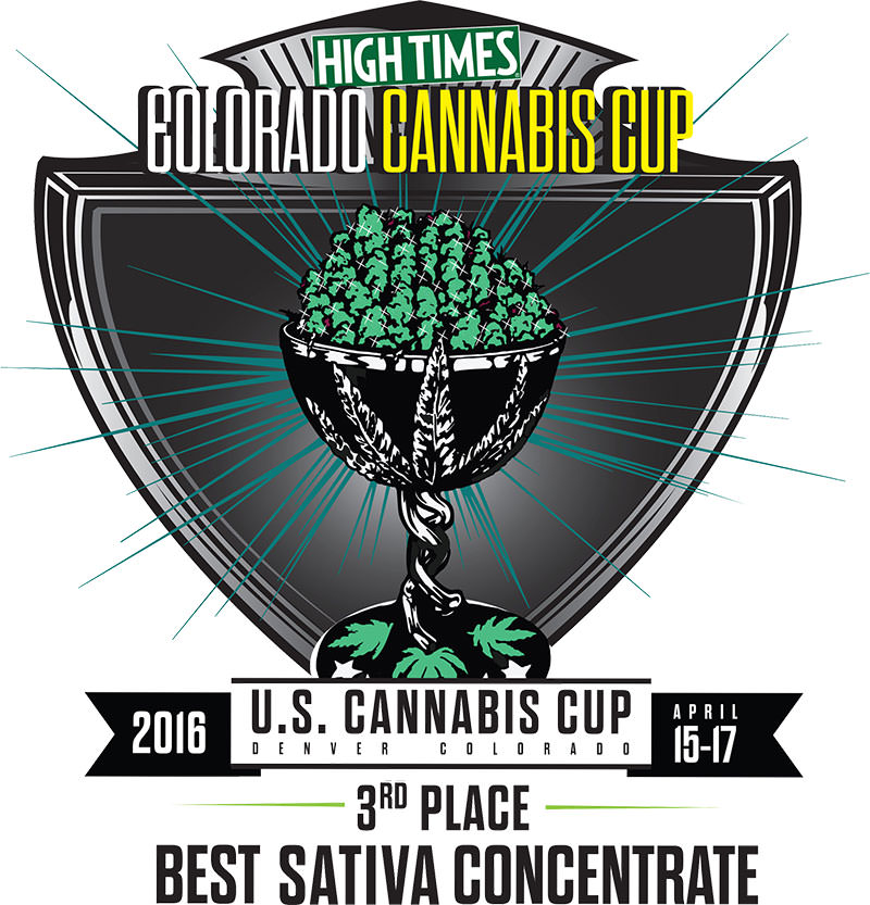 3rd Place - Sativa Concentrate