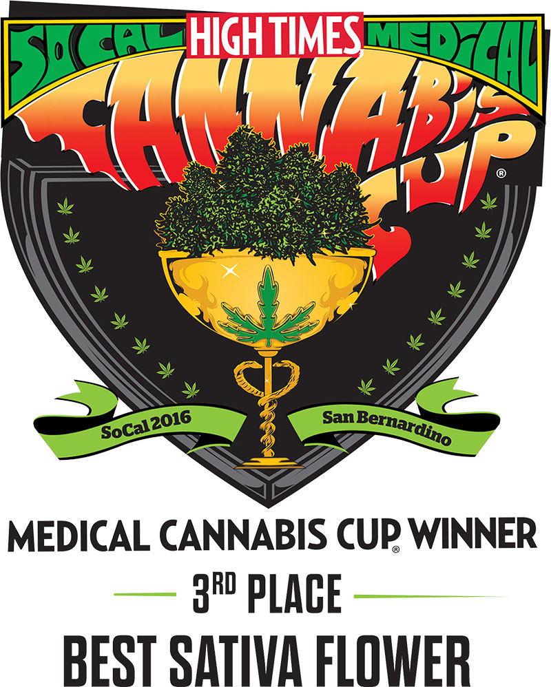 3rd Place - Sativa Flower
