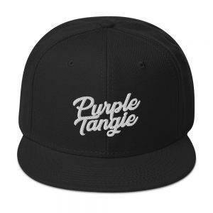 Purple Tangie Hat