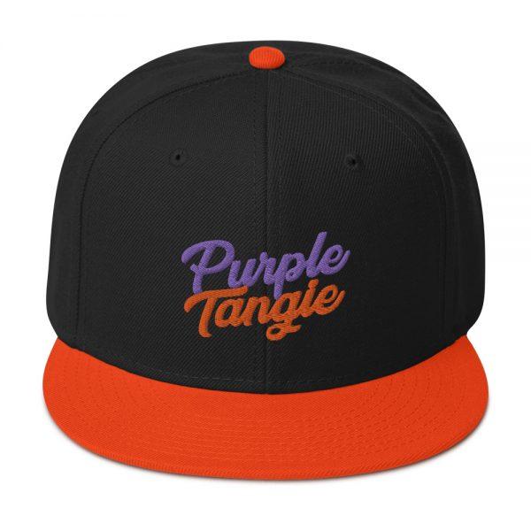 Purple Tangie Hat